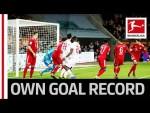 Bayern München's Goretzka Scores Fastest Own Goal in Bundesliga History