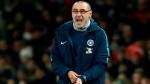 Maurizio Sarri 'not sure' of long-term future at Chelsea