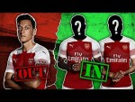 Arsenal To Replace Mesut Ozil With £100m Double Signing?! | #TransferTalk