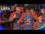 #UYL play-off highlights: Montpellier 2-1 Benfica