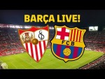#SevillaBarça | BARÇA LIVE | Warm up & Match Center🔥