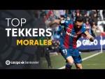 LaLiga Santander Tekkers: Doblete de José Luis Morales ante el RC Celta