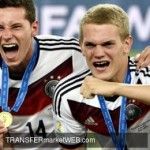 CHELSEA challenge London rivals on GINTER
