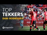 LaLiga 1|2|3 Tekkers: Doblete de Dani Rodríguez en la victoria del RCD Mallorca