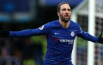 Higuain faces uncertain future following Chelsea sanctions