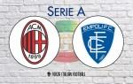 AC Milan v Empoli: Official Line-Ups