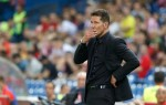 Simeone risks ban against Juventus after gesture