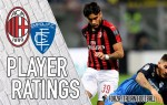 AC Milan Player Ratings: Castillejo steps up to the plate