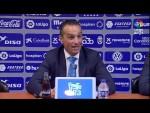 Rueda de prensa de José Luis Oltra tras el CD Tenerife vs RCD Mallorca (2-2)