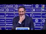 Rueda de prensa de Vicente Moreno tras el CD Tenerife vs RCD Mallorca (2-2)