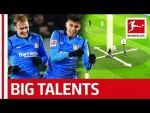 Julian Brandt & Kai Havertz – What Makes Leverkusen's Youngsters So Good?