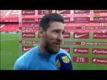 SEVILLA 2-4 BARÇA   Exhibición de Leo Messi