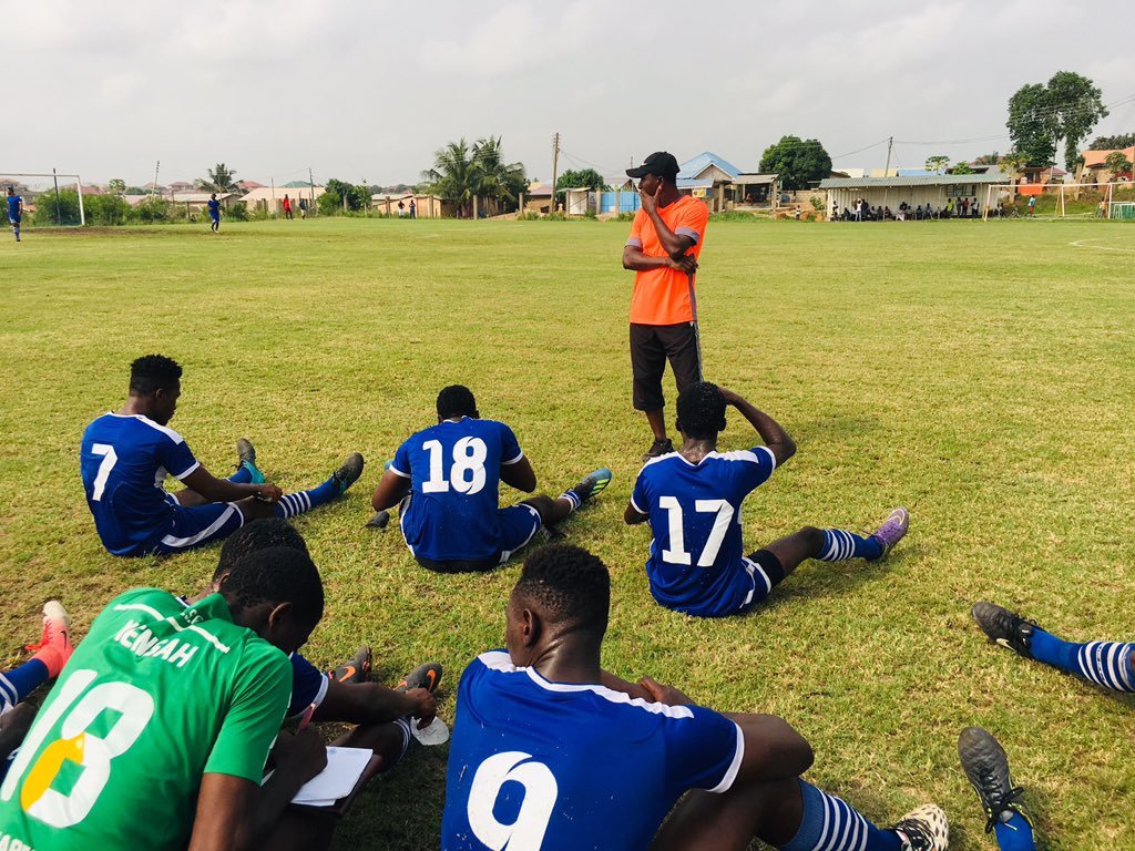 WATCH VIDEO: Former Hearts captain Amankwa Mireku calls on fans to give massive backing to the club