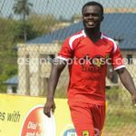 CAF Confederation Cup: Kotoko captain Amos Frimpong positive ahead of Nkana clash