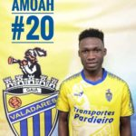 Ghanaian youngster Francis Amoah joins Portuguese side Valadares Gaia FC