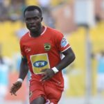 I'm happy with my new role- Amos Frimpong
