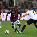Salernitana midfielder Moses Odjer to mark injury return against Asccoli in Serie B