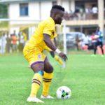 Medeama part ways with defender Amos Korankye