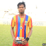 Hearts of Oak defender Benjamin Agyare out for three weeks