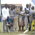 PHOTOS: Sod cutting for Medeama's new 10,000 seater stadium