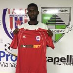 Striker Benedict 'Benzema' Wobenu pens deal with Inter Allies
