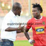 Asante Kotoko coack C.K Akunor sets target for Nkana FC clash