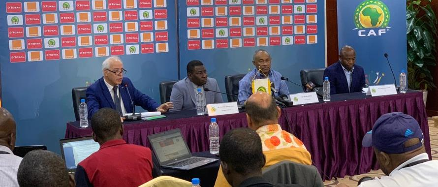 CAF President Ahmad commends Niger on successful hosting of U-20 Cup of Nations