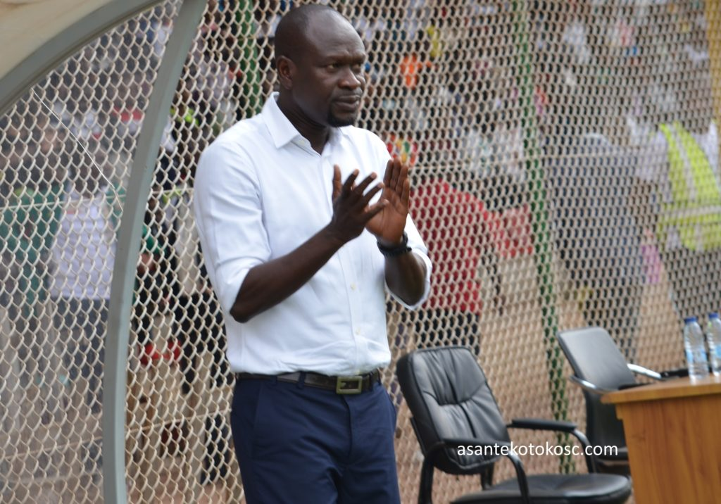 Q&A: Asante Kotoko coach CK Akunnor speaks on club and personal targets for Confederation Cup