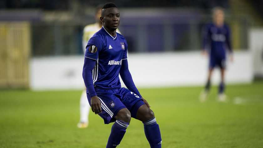 My biggest football idol is Asamoah Gyan- Dauda Mohammed