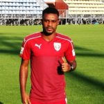 WATCH VIDEO: Ghanaian forward Richard Gadze scores sixth goal of the season for Voluntari in Romania