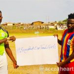 Hearts of Oak join campaign to bring back kidnapped Takoradi girls
