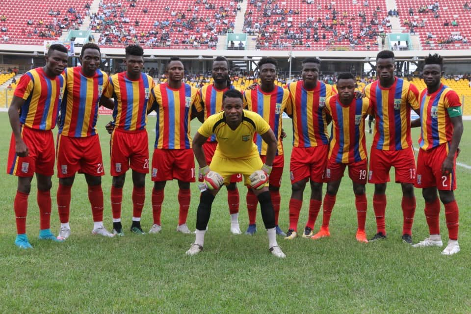 Special Competition Match day 13 Preview: Hearts seek revenge against Elmina Sharks