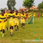 VIDEO: Hearts of Oak preparing feverishly to face WAFA in Sogakope