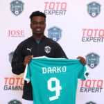 Enoch Darko joins Armenian side Lori FC