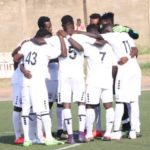 Inter Allies share spoils with Danbort FC in friendly