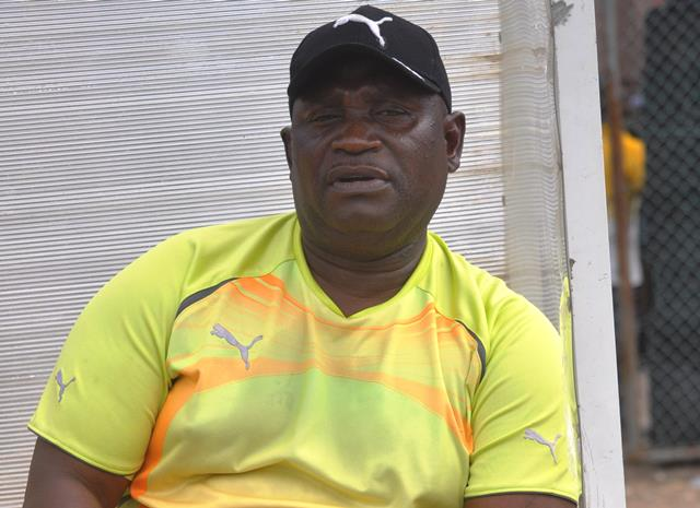 Black Satellites coach Jimmy Cobblah blames lack of domestic football on early exit at AYC