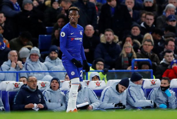 Chelsea unhappy with Maurizio Sarri's handling of Hudson-Odoi