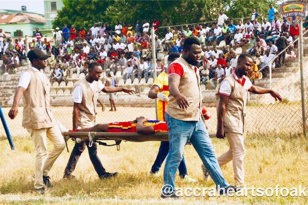 Hearts striker Kofi Kordzi to return to training today after recovering from concussion in Hasaacas friendly