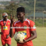 "CAF Confederation Cup: Kotoko midfield dynamo Kwame Bonsu ""proud"" of victory over Zesco United"
