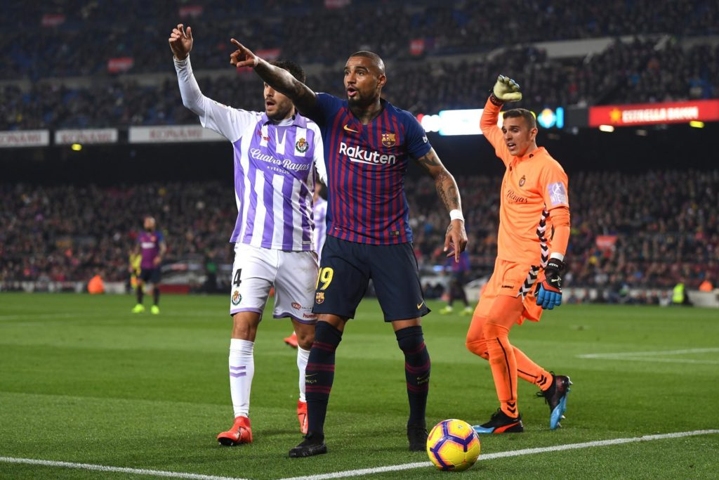 Barcelona: Kevin-Prince Boateng, a signing difficult to explain