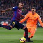 Kevin-Prince Boateng happy to make 400th career appearance at Camp Nou