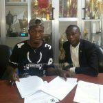 CAF ratifies registration of new Kotoko signings Habib Mohammed and Zabo Teguy