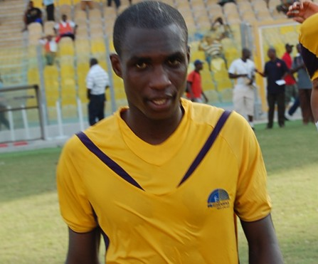 EXCLUSIVE: Former Kaizer Chiefs star Louis Agyemang on trial at Zimbabwean side Caps United
