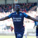 VIDEO: Watch's Dauda Mohammed's debut goal for Dutch side Vitesse Arnhem