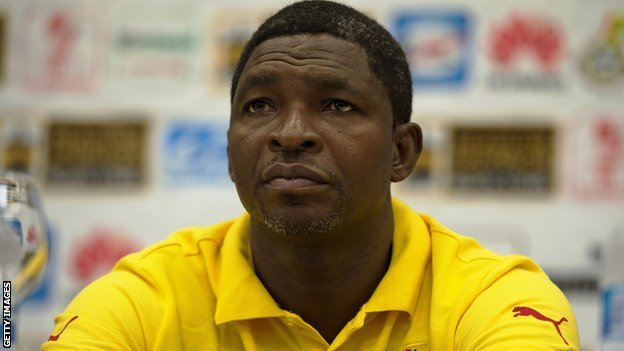 Breaking News: Maxwell Konadu sacked as assistant Black Stars coach, Didi Dramani to take over