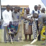 How Alfred Baku and his Goldfields winning hearts and minds in Tarkwa