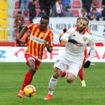 VIDEO: Watch Bernard Mensah's match-winning goal for Kayserispor against Goztepe