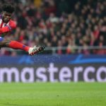 Thomas Partey features as Atletico Madrid beat Juventus in UCL round of 16 first leg