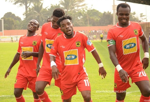 Asante Kotoko receive $ 150,000 cheque from Sports Ministry- Reports