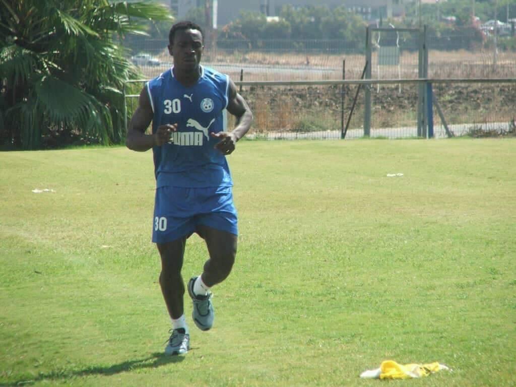Ghanaian midfielder Robert Sackey set to join Zimbabwean side Dynamos